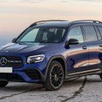 Mercedes GLB — отличный компактный внедорожник